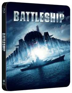 [Media-dealer.de] Battleship Steelbook [Blu-ray] für 9,98€