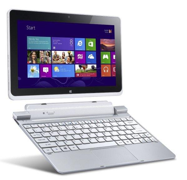 Acer Iconia W510 Intel Atom Z2760, 1,8GHz, 2GB RAM, 32GB SSD Windows 8