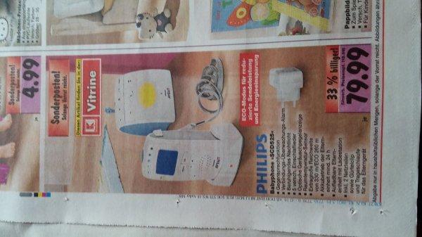 Philips Avent Babyphone SCD 525 @ Kaufland