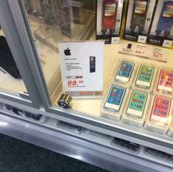Apple iPod nano 7G 8GB (Lokal Halle Saale)
