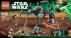 [Lokal] LEGO 75016 Star Wars Homing Spider Droid für 20€ bei Toys'R'us