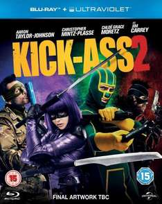[Media-dealer.de] Kick-Ass 2 [Blu-ray] für 7,99€ + VSK