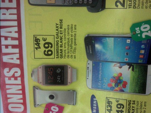 Samsung Galaxy gear sm v 700 lokal Luxemburg
