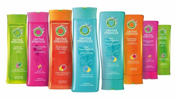 Rossmann: Herbal Essences Shampoo/Pflegespülung nur am Montag 30.06. noch günstiger