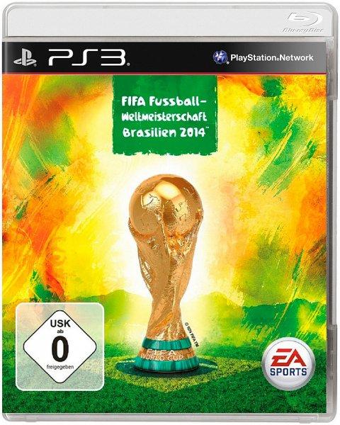 Saturn - FIFA Fussball-Weltmeisterschaft Brasilien 2014  PS3 / X-Box 360 23,99€ inkl. Versand / 22€ Lieferung in Filiale
