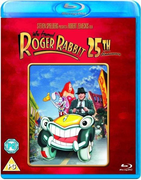 [Zavvi.com] Falsches Spiel mit Roger Rabbit (Jubiläumsedition) [Blu-ray]