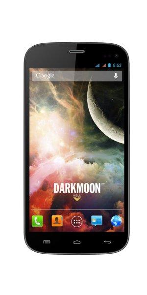 """Wiko Darkmoon (4,7"""", IPS HD, Gorilla Glas, Quad-Core, 1,3GHz, Dual-SIM, 8 Megapixel Kamera, 4GB interner Speicher, 1GB RAM, Android 4.2.2) blue für 143,46 € @Amazon.fr"""