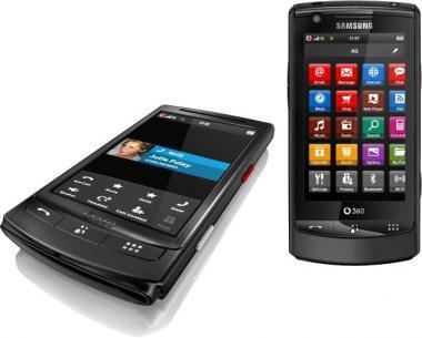 """Samsung H1 Smartphone (3,5""""-AMOLED Touchscreen, 800x480 Pixel, 16GB) für 92,90€"""