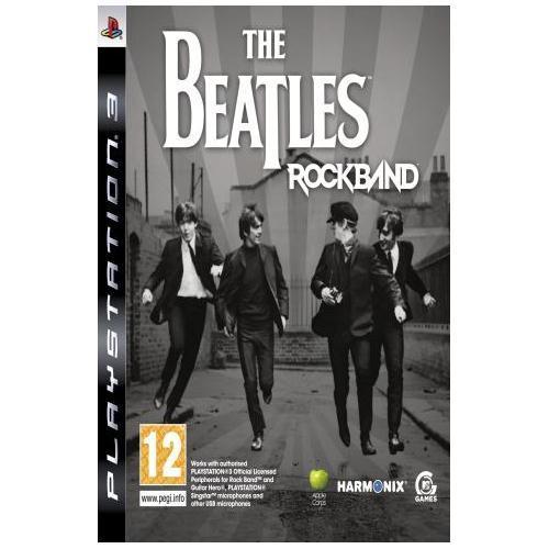 Rock Band: The Beatles PS3 @play.com