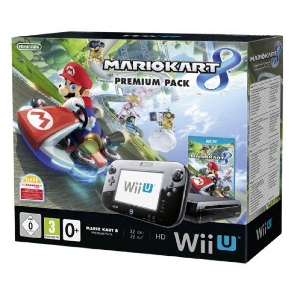 Wii U Inkl. Mario Kart+ Downloadtitel