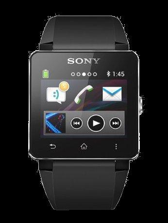 Sony Xperia Smart Watch 2, Armband aus Silikon, schwarz für 100,99€ @ Hitmeister
