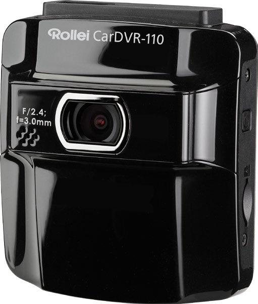 [online | d-living.de] Rollei Car DVR- 110 Car Black Box Autokamera (Dashcam) 69,00 Euro