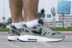 [eBay] Nike Air Max 1 PRM Tape für 79,00€ (grey/green/camo)