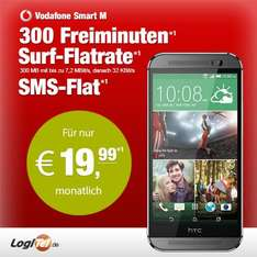 HTC One m8 mit Vodafone Smart M