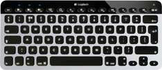 Logitech Easy Switch K811 Bluetooth Tastatur für Apple [Amazon WHD]
