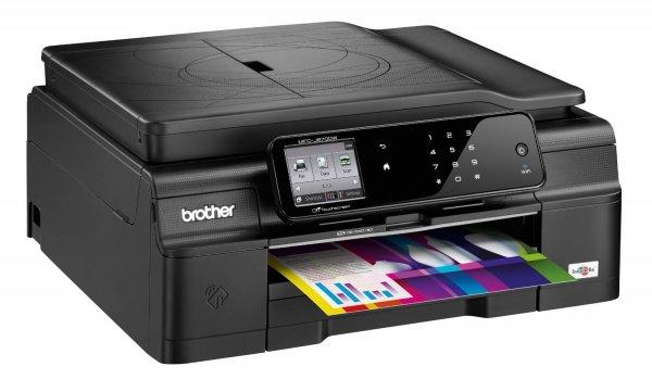 Brother Tinten-Multifunktionsgerät (MFC-J870DW MFP) bei Amazon für 125 €