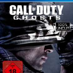 Call of Duty Ghosts PS4 für 30€