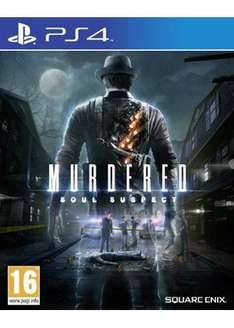 Murdered Soul Suspect (PS4/One) für 26,56€ @Base.com