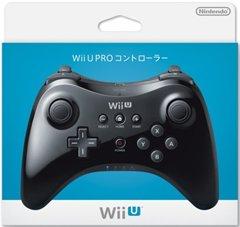 Wii U Pro Controller (schwarz oder weiß) für 25€ inkl VSK aus Japan