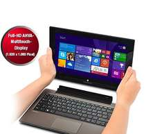 Medion Akoya P2212T Convertible-Notebook (Lokal) Aldi in Ihlpohl bei Bremen
