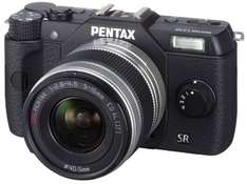 Pentax Q10 Kit 5-15mm schwarz Systemkamera für 185,06 € @Amazon.fr
