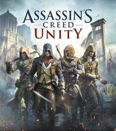 Assassin's Creed Unity (PS4/X1) für 56€ inkl. VSK bei Gamesonly bis 22h