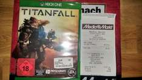 Titanfall Xbox One *lokal*