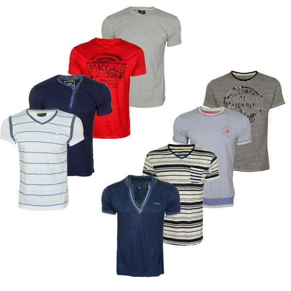 MCL – Herren T-Shirts div. Modelle und Farben für nur je 7,90€