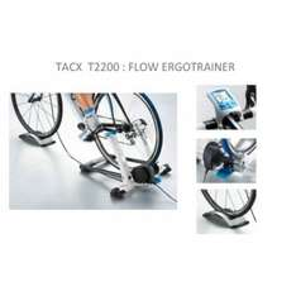 Tacx Ergotrainer T2200 Rollentrainer Radsport