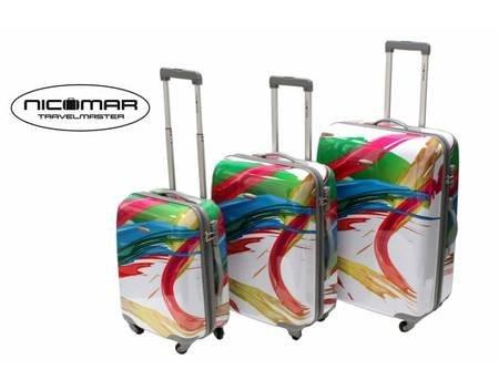 NICOMAR Kofferset 3-tlg. für 129,95 €
