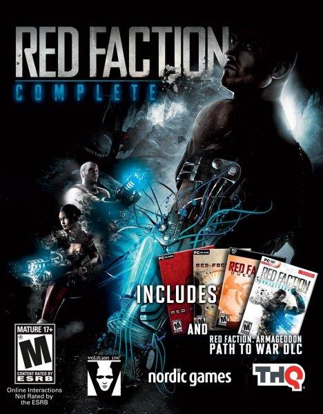 Red Faction Collection [Steam] für 4,37€ @Amazon.com