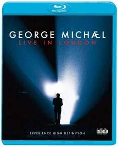 George Michael – Live In London *Blu-ray* für ca. 6,67€ inkl. Versand