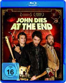 [Amazon Prime] John Dies at the End [Blu-ray] für 4,99€