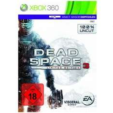 Dead Space 3: Limited Edition (Xbox 360) für 9,49€ @Redcoon