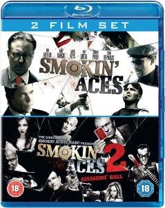 Smokin' Aces & Smokin' Aces 2: Assassin's Ball (Blu-ray) für 8,75€ @Zavvi