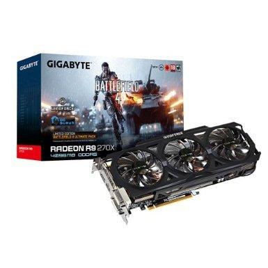GIGABYTE Radeon R9 270X 4GB