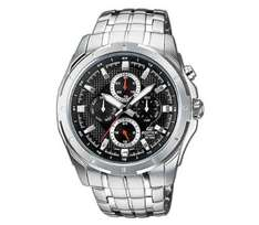 Casio Edifice Herren-Armbanduhr Analog Quarz @amazon Blitzangebot  61€