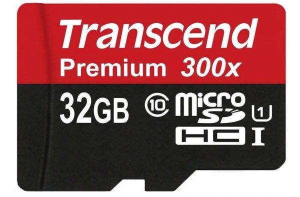 Wieder verfügbar MicroSDHC Class 10 UHS-1 Premium mit 32GB für 13,99€@Amazon (Prime)