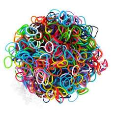 "3000 Colourful LOOM BANDZ with 125 ""S"" Clips & Hook 5,99 € Kostenlose Lieferung"