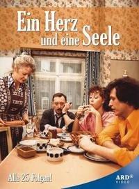 Ein Herz und eine Seele - Alle 25 Folgen auf 8 DVDs - DVD-Box @buch.de