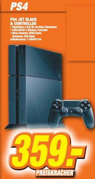 [Lokal] PlayStation 4 bei Expert für 359 €