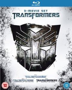 Transformers 1-3 [Blu-ray] für 16,25€ @Zavvi