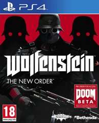 Wolfenstein: The New Order (Uncut) (PS4) für 38,87€ @ebay(TheGameCollection)