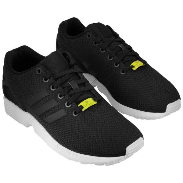 Adidas Zx Flux Low Sneaker Black Gr. 42-46 für 57,03€ @kapatcha