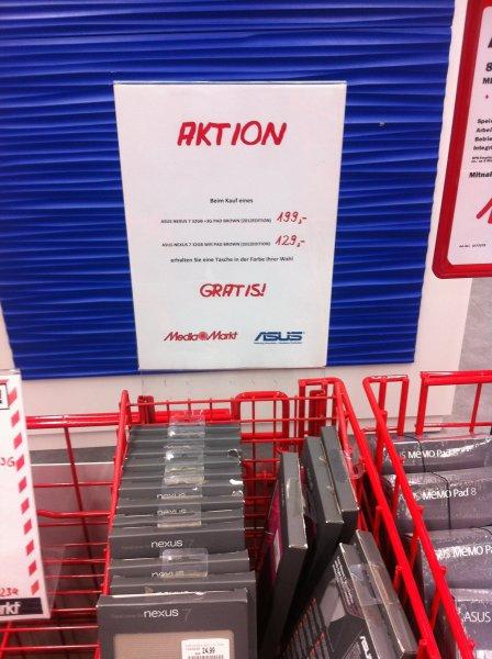 NEXUS 7  Wifi 32GB. 129€ inkl. Tasche. Lokal München