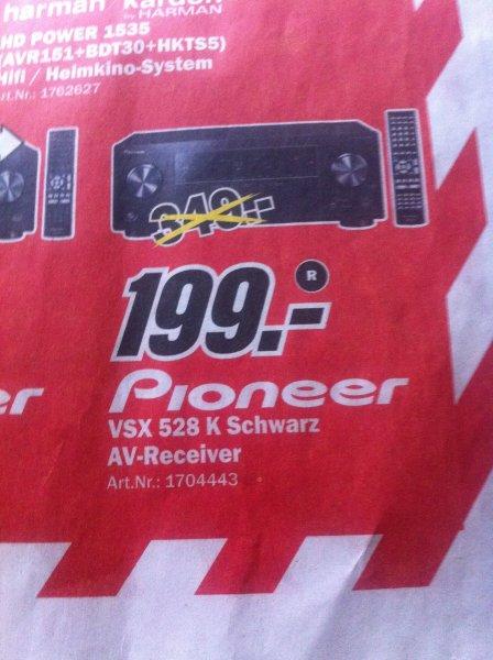Pioneer VSX 528K lokal