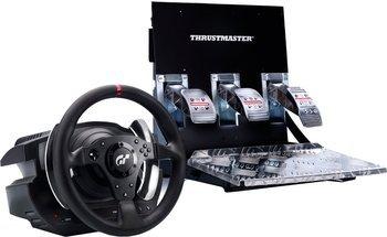 """Thrustmaster Lenkrad mit Pedalen für PC und PS3 """"T500RS"""" für 299€ @ ZackZack"""