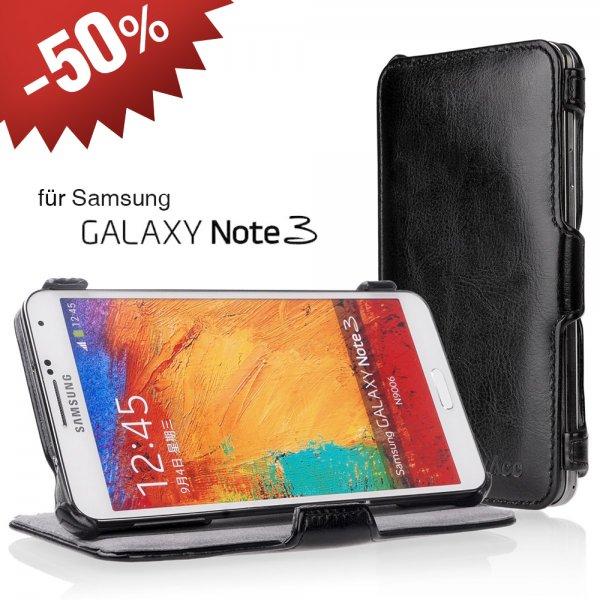 EasyAcc® Samsung Galaxy Note 3 Flip Cover Handytasche ab 3,49€