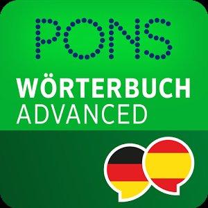 [Amazon App Shop/Android] PONS Wörterbuch SpanischDeutsch ADVANCED