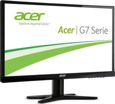 "Acer™ - 27"" LED Monitor ""G277HLbid"" (Full HD IPS-Panel,VGA,DVI,HDMI,6ms) für €185.- [@Amazon.de]"